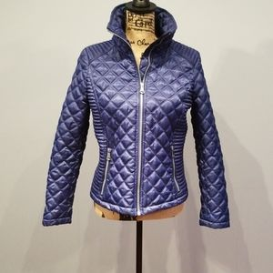 $Sale$ Marc New York Andrew Marc Blue puffer!